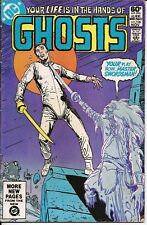 DC Ghosts #106 To Kill A Ghost Weird And Supernatural Horror Monster