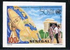 TIMBRE AFRIQUE SENEGAL / NEUF NON DENTELE N° 1621 ** PARTIE DU GLOBE
