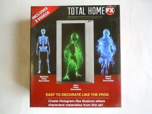 Total HomeFX Halloween Projector Video kit