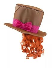 THE DISNEY STORE ADULT MAD HATTER HAT NEW