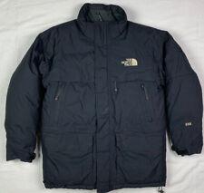 The North Face Mcmurdo 500 Mens Black Goose Down Puffer Winter Jacket Sz Medium