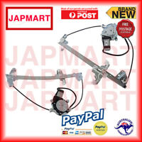 FORD FALCON AU ~ BF WINDOW REGULATOR RIGHT HAND SIDE FRONT R51-RIW-CFDF