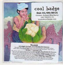 (FJ550) Moodoid, La Lune - 2014 DJ CD