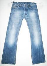 *HOT! 100% AUTHENTIC Men's DIESEL @ RUKY Art 8B9 Regular BOOTCUT Jeans 30 x 32
