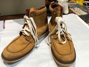 Mens Shoes Wolverine Size Uk 8 Colour Brown