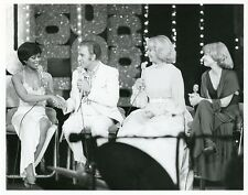 DINAH SHORE LOLA FALANA BONNIE FRANKLIN DANNY THOMAS DINAH! 1977 NBC TV PHOTO