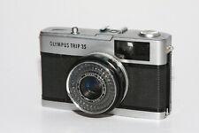 "Olympus Trip 35 mit D.Zuiko 2,8/40mm "" Voll funktionsfähig ""  bitte lesen!"