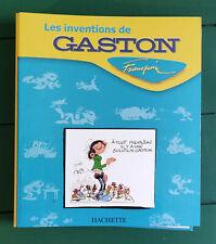 Gaston Lagaffe Figurine Hachette / Classeur Brochure n°1 à 22