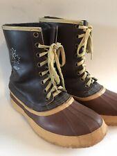 Sorel Duck Boots Waterproof Size 9 Shoe Kaufman Canadian