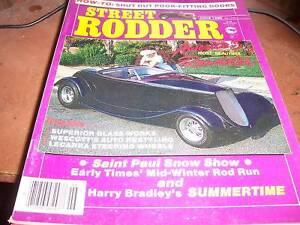 Street Rodder June 1986 Americas Most Beautiful Roadste