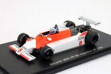 Spark S3098 McLaren Ford M29 #8 6th Argentina GP 1980 - Alain Prost 1/43 Scale !