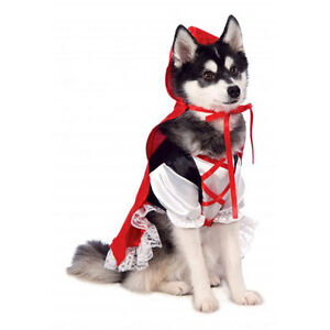 Lil' Red Riding Hood Dog Costume