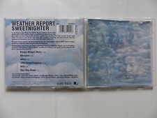 CD ALBUM WEATHER REPORT Sweetnighter 485102 2