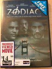 Zodiac DVD Former Rental