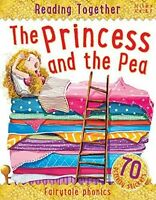 Reading Together The Princess and the Pea, Miles Kelly Book The Cheap Fast Free