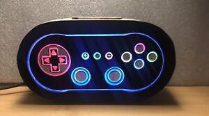 Game Controller pad Light USB Desk Gaming Room Hand Made game over