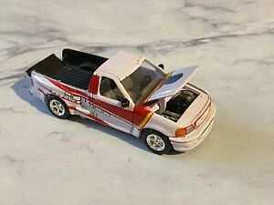 1997 '97 Real Riders Ford F150 Pickup Truck Hot Rod Magazine Racing Champions