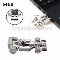 64 GB USB 2.0 Flash Pendrive Pen Drive Memoria Memory Stick Thumb U Disk NO 128G