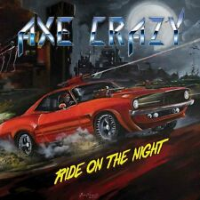 AXE CRAZY - Ride on the Night (NEW*HEAVY METAL*JAGUAR*JUDAS PRIEST*IRON MAIDEN)