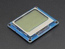 Adafruit Nokia 5110/3310 monochrome LCD + extras [ADA338]