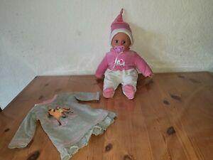 Sprechende Puppe Puppenzubehör Babypuppe