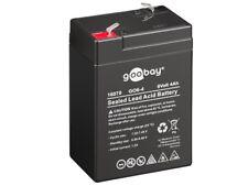 Akku kompatibel Y4-6 6V 4Ah 20HR 6V 4Ah AGM Blei Accu battery wie 5Ah
