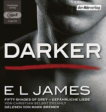 E.L. James - Darker - Fifty Shades of Grey. Gefährliche Liebe von Christian selb