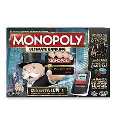 Hasbro Games Gioco Monopoly Ultimate Banking (M6J)