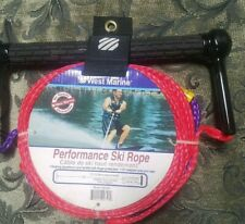 New listing West Marine 8 Section Water Ski Rope 75' Long