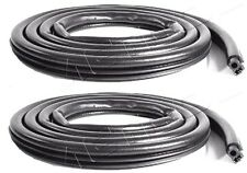 1983-1992 Ford Ranger & 1984-1990 Bronco II new door weatherstrip seals, pair