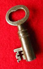 Skeleton Key - Old Antique Key Complex Bit - More Exotic Rare Oddity Keys Here