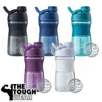 BLENDER BOTTLE SportMixer 20oz Twist Grip Protein Shaker Cup - 5 Colors