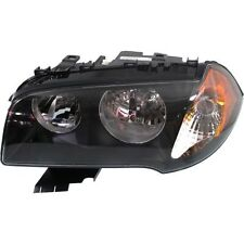 New BM2502139 Driver Side Headlight for BMW X3 2004-2006