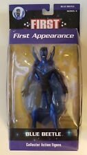 First Appearance Series 4: Blue Beetle Action Figure
