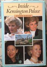 PRINCESS DIANA INSIDE KENSINGTON PALACE HARDCOVER BOOK