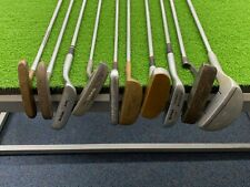 Collection Lot (10) Vintage Golf Putters MacGregor Spalding Odyssey Matzie Used