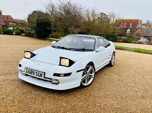 TOYOTA MR2 TWIN ENTRY TURBO *ABSOLUTELY STUNNING CAR*