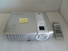 TAXAN DATA PROJECTOR KG-PV131XH25 LAMP HOURS 1036 WITH REMOTE