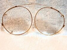 "1950'S  ""P-3"" SHAPE GENTLY USED CLIP-ON  READING GLASSES BY AMERICAN OPTICAL!"