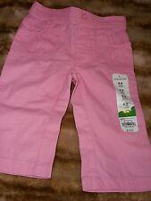 Jumping Beans   CUTE Pink  Pants 6-9 Months NWT SO CUTE!