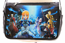 B-149 FATE STAY NIGHT Saber Lily Vernice PVC Giacconi-Borsa Bag ANIME MANGA GIAPPONE