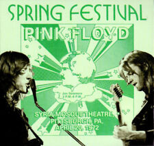PINK FLOYD - SPRING FESTIVAL (LIVE 1972) - 2CD DIGISLEEVE  NEW RELEASE JUNE 2019