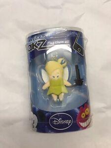 TOMY Gacha Jakz Plug Them All! Disney Tinkerbell Mobile Phone Charms New