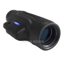 8x32 Impermeable monocular/pocket Telescopio. gran ocular y gire hasta Ocular