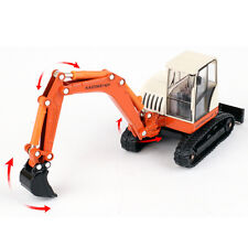 NEW DieCast CRAWLER EXCAVATOR Construction Vehicle Model Truck 1:50 Scale