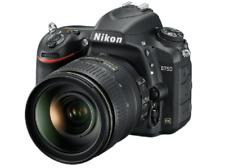 Nikon D750 24.3 MP Cámara Digital Réflex Kit con AF-S NIKKOR 24-120mm F/4G ED VR Objetivo - Negra