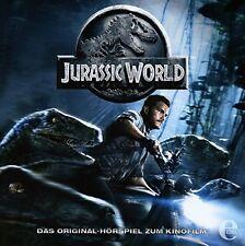 CD * JURASSIC WORLD - DAS ORIGINAL-HÖRSPIEL ZUM KINOFILM  # NEU OVP &