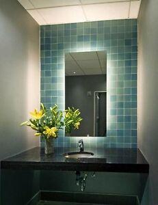 Bedroom / Bathroom - Master Bath - LED Mirror Lighting KIT -- Back Light -- NEW