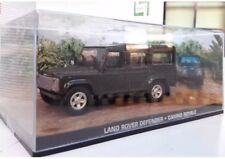 Land Rover Defender 110 Estación LWB TDI TD5 1:43 Escala gris oscuro James Bond