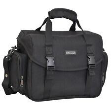Men DSLR Camera Bag 3 Styles Option Black SLR Shoulder Messenger For Nikon Canon